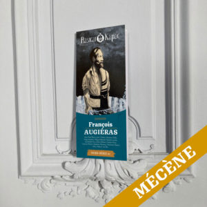 Visuel de couverture du Hors-Série numéro 1 Raskar Kapac dédié à Augiéras