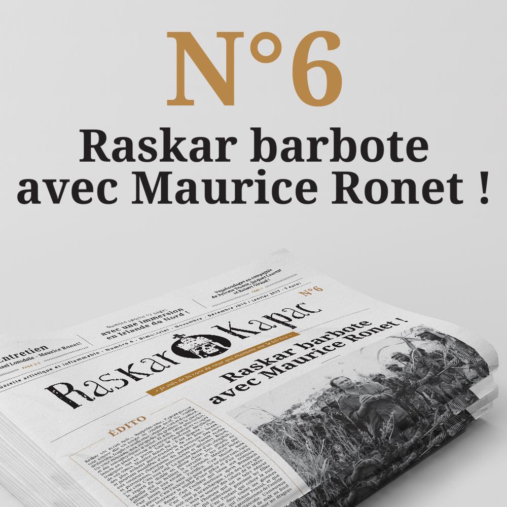 Raskar Kapac barbotte avec Maurice Ronet!